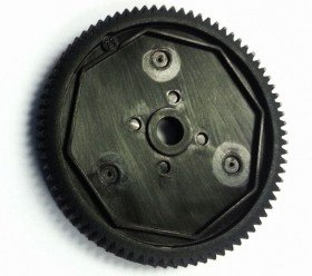 3RACING Cactus 2WD 48 Pitch Spur Gear 79T - Kyosho CAC-113