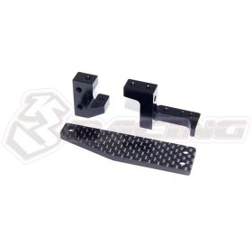 SAKURA FF EVO Servo Mount For KIT-FFEVO - 3Racing SAK-F85