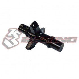 3RACING Sakura Advance Front Solid Axle For KIT-Advance - SAK-A514