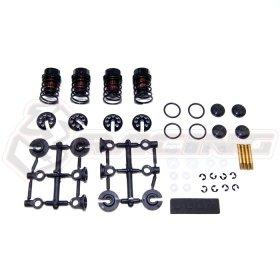 3Racing RC Model Hop-ups SAK-A536 Aluminum Servo Mount for Advance 2k18
