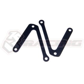 Fiber Upper Arm Stiffener For Fgxevo - 3Racing FGX-101A