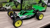 3RACING CACTUS Buggy Profession(MID Motor) - KIT-CACTUSPRO
