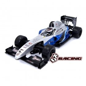 3racing Sakura FGX2018 1/10 Formula 1 EP Car - KIT-FGX-EVO2018/BU