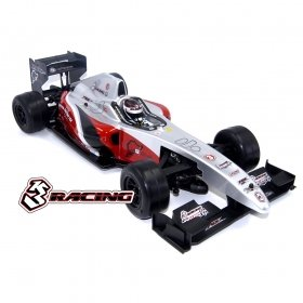 3racing Sakura Fgx2018 1 10 Formula 1 Ep Car Kit Fgx Evo2018