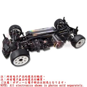 3racing Sakura M 1/10 M Chassis 4WD 2018 - KIT-M4