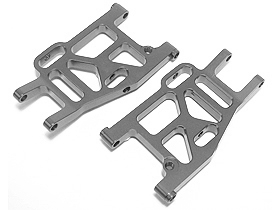 Kyosho Mini Inferno ACME NB16 Racing /Kyosho Mini Inferno Rear Suspension Arm - Titanium Color - 3RACING MIF-032/TI