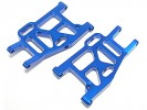 Kyosho Mini Inferno ACME NB16 Racing /Kyosho Mini Inferno Rear Suspension Arm - Blue Color - 3RACING MIF-032/BU
