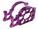 Hot Bodies Cyclone Racing Version Aluminium Motor Mount For Hot Bodies Cyclone - Purple Color - 3Racing CY-07/PU