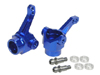 Kyosho LAZER ZX-5 Aluminium Knuckle Arms - Blue Color - 3RACING ZX5-17/BU