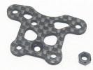 Kyosho Mini Inferno /Kyosho Mini Inferno ST Graphite Steering Saver Plate - 3Racing MIF-003/WO