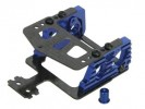 Kyosho Mini-Z MR-015 AL Motor Mount W/ Graphite Plate Ver. 2 For Mini-Z MR-02 RM - 3Racing KZ-06/V2/WO