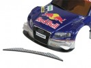 Kyosho Mini-Z MR-015 Graphite Reinforced Plate For Mini-Z Car Body (Audi A4 DTM 2005) - 3Racing KZ-14/4/SG