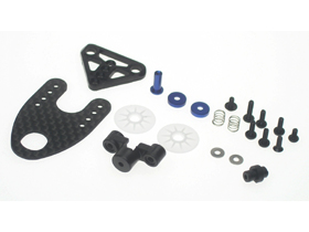 Kyosho Mini-Z MR-02 (MM) /Mini-Z MR-02 (RM) /Mini-Z MR-015 Rolling Damper Set - 3Racing KZ-04/BU/WO