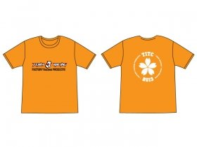 3RACING Sakura T-Shirt TITC 2013 Limited Edition - M Size - 3RAD-TS09/M