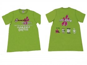 3RACING Sakura T-Shirt TITC 2014 Limited Edition - M Size - 3RAD-TS10/M