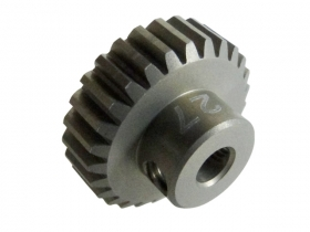 3RACING 48 Pitch Pinion Gear 27T (7075 w/ Hard Coating) - 3RAC-PG4827