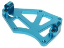 Tamiya F103GT Aluminium Servo Mount - Light Blue Color - 3RACING F103GT-17/LB
