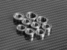 Tamiya F104 Ball Bearing Set - 3RACING BS-F104/V1