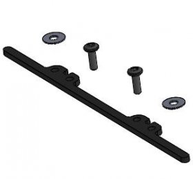 Tamiya Mini 4WD Carbon Wide Rear Roller Plate - 3RACING M4WD-41/WO