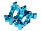 Tamiya TA05 /TA05-IFS /TA05-R (For TA05-IFS Rear Use) Aluminium Bulkhead - Light Blue Color - 3Racing TA05-24/LB