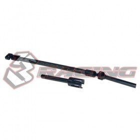 Tamiya TT-02 Graphite Main Shaft - 3RACING TT02-08