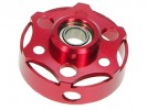 Team XRAY NT1 Aluminium 2ND Gear Adaptor - Red color - 3RACING XN1-05/RE