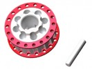 Team XRAY NT1 Aluminum Pulley 18T - 3RACING XN1-40/RE