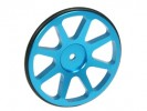 3RACING Setup Wheels (4 Pcs) - Light Blue - ST-001/LB4